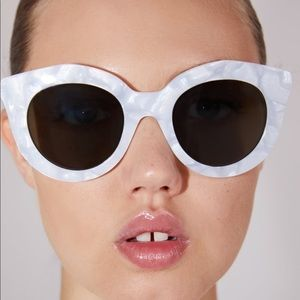 NWT Zara acetate sunglasses